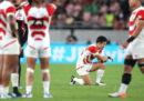 Mondiali di rugby, i risultati dei quarti di finale