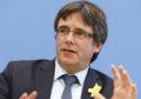 Il Parlamento Europeo ha riattivato il divieto di accesso ai suoi edifici per Carles Puigdemont