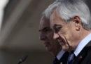 Il presidente del Cile ha annunciato un rimpasto di governo in risposta alle grosse proteste di questi giorni