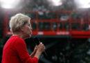 Elizabeth Warren sta andando forte