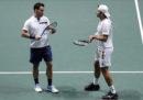 L'Italia è stata eliminata dalla Coppa Davis