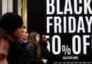 Oggi si comincia a fare sul serio col Black Friday