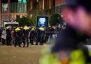 All'Aia c'è stato un arresto per l'attacco con coltello di venerdì in un centro commerciale