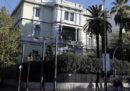 In Grecia sono stati arrestati due uomini che farebbero parte di un gruppo terroristico che ha rivendicato attacchi contro le ambasciate straniere ad Atene
