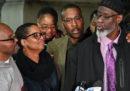 Negli Stati Uniti tre uomini che erano stati condannati all'ergastolo per l'omicidio di un ragazzo sono stati scagionati e liberati dopo 36 anni di carcere