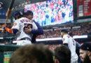 Lo scandalo degli Houston Astros