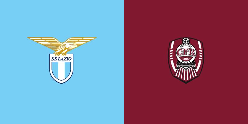 Lazio-CFR Cluj