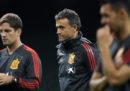 Luis Enrique tornerà ad allenare la nazionale di calcio spagnola