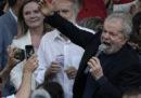 L'ex presidente brasiliano Lula è uscito di prigione