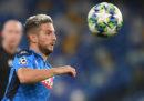 Napoli-Genoa in TV e in streaming