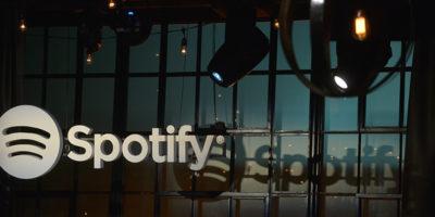 Spotify ha annunciato una partnership con la piattaforma di audiolibri Storytel
