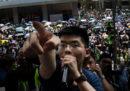La richiesta di espatrio dell'attivista di Hong Kong Joshua Wong, che era stato invitato a Milano dalla Fondazione Feltrinelli, è stata respinta