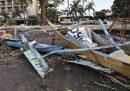 Almeno 16 persone sono morte nelle Filippine centrali a causa del tifone Phanfone