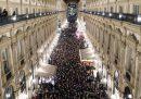 La marcia contro l'odio, a Milano