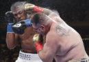 Andy Ruiz contro Anthony Joshua, la rivincita