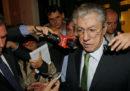 Sergio Mattarella ha dato la grazia a Umberto Bossi, condannato per vilipendio perché nel 2011 aveva definito «terrone» l'allora presidente della Repubblica Giorgio Napolitano