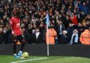 Un tifoso del Manchester City è stato arrestato per aver dato della scimmia a un giocatore dello United