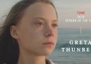 Greta Thunberg è la persona dell'anno di Time