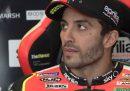 Il motociclista Andrea Iannone è stato sospeso per doping