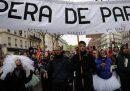 Le ballerine dell'Opéra di Parigi contro la riforma delle pensioni