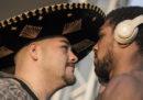 Andy Ruiz-Anthony Joshua, l'incontro di boxe dell'anno in streaming e in TV