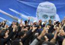 Le foto delle cerimonie per la morte di Qassem Suleimani