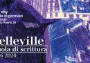 La scuola di scrittura Belleville presenta i corsi del 2020