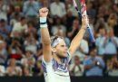Dominic Thiem e Novak Djoković giocheranno la finale maschile degli Australian Open