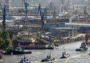 Le navi inquinano le città