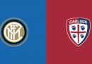 Inter-Cagliari in diretta tv e in streaming