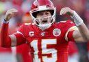Kansas City Chiefs e San Francisco 49ers giocheranno il Super Bowl di Miami