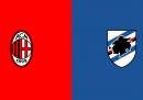 Milan-Sampdoria in TV e in streaming