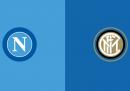 Napoli-Inter di Coppa Italia in TV e in streaming