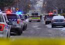 La sparatoria nel centro di Ottawa
