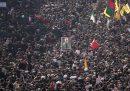 Perché c'era così tanta gente al funerale di Suleimani