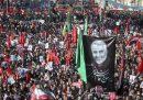 Almeno 50 persone sono morte in una fuga di massa al funerale del generale iraniano Qassem Suleimani, a Kerman