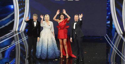Sanremo, i dati Auditel sugli ascolti della quarta serata