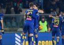 Serie A, i risultati della 23ª giornata