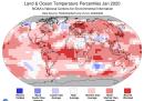 Gennaio 2020 è stato il gennaio più caldo mai registrato