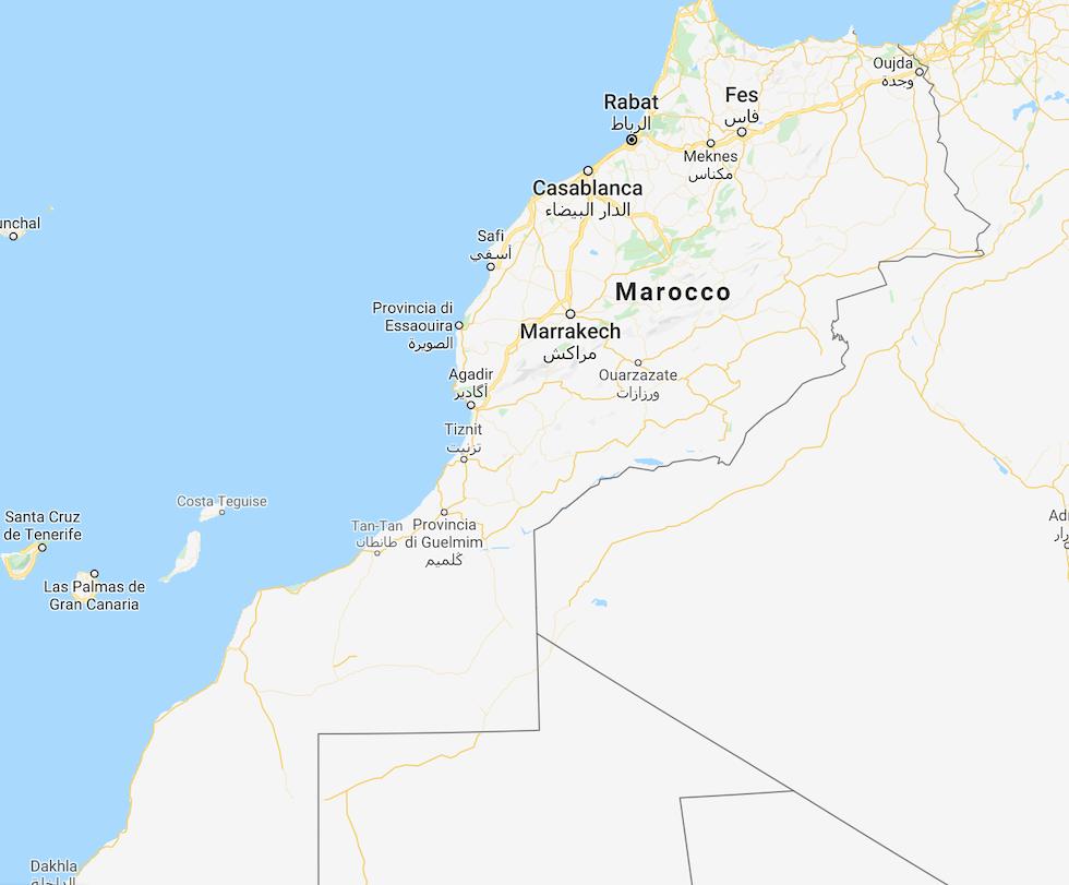 Cartina Marocco Politica.Come Google Maps Mostra I Confini Dei Territori Contestati Il Post