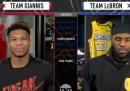 Come si fanno le squadre per gli All Star Game dell'NBA