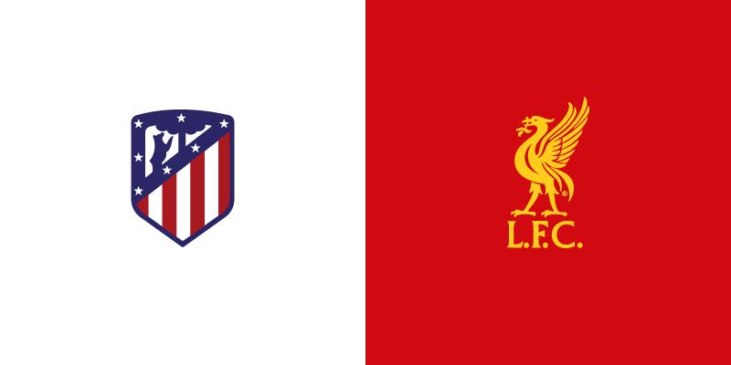 UEFA Champions League: Atletico Madrid-Liverpool