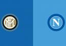 Inter-Napoli di Coppa Italia in TV e in streaming