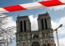 Notre-Dame va ricostruita esattamente com'era prima?