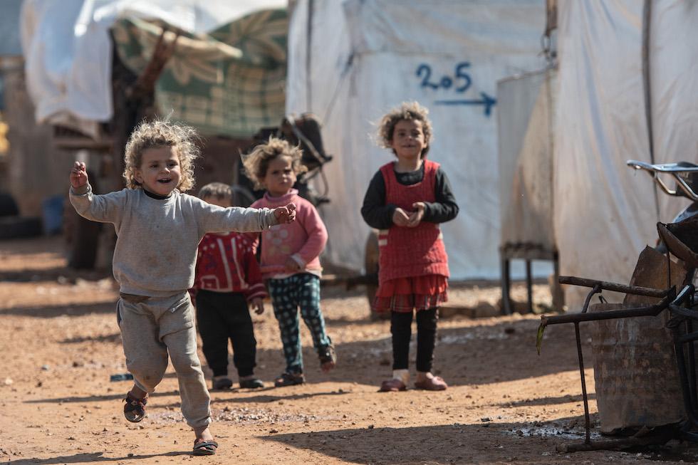 Atmeh, Siria