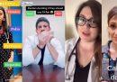 Anche i medici provano a stare su TikTok