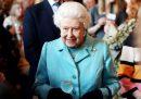 La regina Elisabetta II del Regno Unito ha anticipato il suo soggiorno nel castello di Windsor a causa dell'epidemia da coronavirus