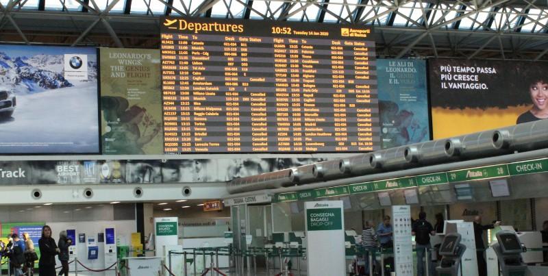 L'aeroporto di Roma Ciampino chiuderà il suo terminal e ...