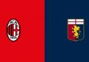 Milan-Genoa in diretta TV e in streaming