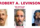 Robert Levinson, scomparso 13 anni fa durante un'operazione non autorizzata della CIA in Iran, è morto, ha annunciato la sua famiglia